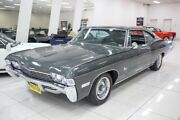 1968 Chevrolet Impala Sequoia Green Poly Automatic Coupe Carss Park Kogarah Area Preview