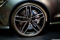 19 Inch Audi SQ5 Winter Tire Package 235/55/19