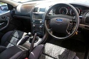 2002 Ford Falcon BA XR6 Ute Super Cab Purple 5 Speed Manual Utility Minchinbury Blacktown Area Preview