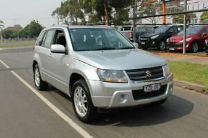2012 Suzuki Grand Vitara JT Sports (4x4) Silver 4 Speed Automatic Wagon Hoppers Crossing Wyndham Area Preview