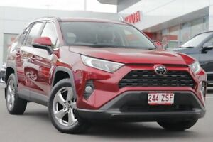 2019 Toyota RAV4 Mxaa52R GXL 2WD Merlot 10 Speed Constant Variable Wagon Woolloongabba Brisbane South West Preview