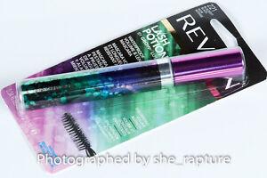 REVLON Lash Potion Volume & Length WATERPROOF Mascara BLACKEST BLACK #221