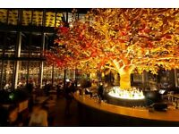 Recruiting Events Coordinator for SUSHISAMBA London and Duck & Waffle