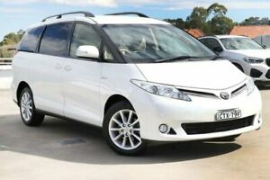 2014 Toyota Tarago GSR50R MY13 GLX 6 Speed Sports Automatic Wagon Parramatta Parramatta Area Preview