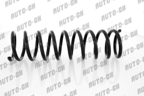 2 REAR COIL SPRINGS FOR BMW 7 E38 1994-2001