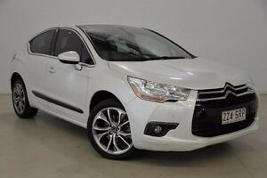 2012 Citroen DS4 F7 DStyle EGS White 6 Speed Sports Automatic Single Clutch Hatchback Mansfield Brisbane South East Preview