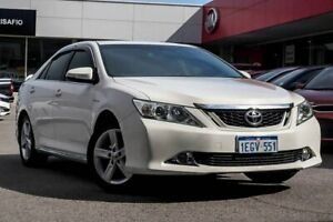 2012 Toyota Aurion GSV50R Touring White 6 Speed Sports Automatic Sedan Osborne Park Stirling Area Preview