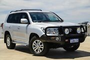 2014 Toyota Landcruiser VDJ200R MY13 GXL Silver 6 Speed Sports Automatic Wagon Osborne Park Stirling Area Preview