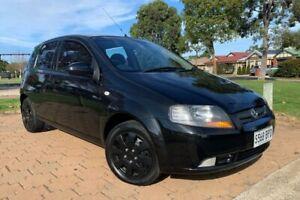 2006 Holden Barina TK Black 4 Speed Automatic Hatchback Ingle Farm Salisbury Area Preview
