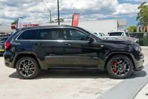 2013 Jeep Grand Cherokee WK MY2013 SRT-8 Black 5 Speed Sports Automatic Wagon