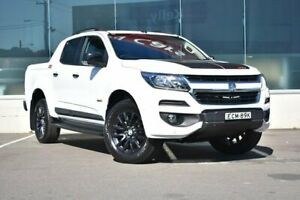2018 Holden Colorado RG MY18 Z71 Pickup Crew Cab White 6 Speed Sports Automatic Utility Cardiff Lake Macquarie Area Preview