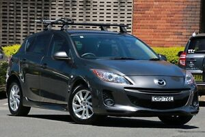 2013 Mazda 3 BL MY13 Maxx Sport Grey 6 Speed Manual Hatchback Zetland Inner Sydney Preview