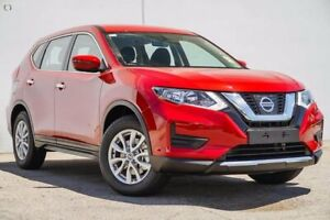2019 Nissan X-Trail T32 Series II ST X-tronic 2WD Ruby Red 7 Speed Constant Variable Wagon Tweed Heads Tweed Heads Area Preview
