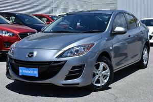 2009 Mazda 3 BL10F1 Neo Aluminium 6 Speed Manual Sedan West Hindmarsh Charles Sturt Area Preview