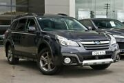 2013 Subaru Outback B5A MY14 2.5i Lineartronic AWD Premium Grey 6 Speed Constant Variable Wagon Artarmon Willoughby Area Preview