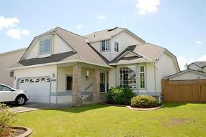 Central Pitt Meadows Home 2249 sq ft on 5700 sq ft lot