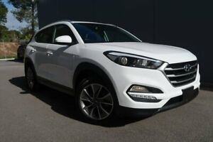 2018 Hyundai Tucson TL MY18 Active X 2WD White 6 Speed Sports Automatic Wagon Old Reynella Morphett Vale Area Preview