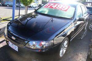 2008 Ford Falcon BF MkII XT (LPG) Black 4 Speed Auto Seq Sportshift Sedan Briar Hill Banyule Area Preview