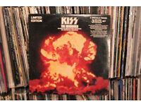 Kiss - The Originals Triple album vinyl record