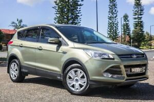 2013 Ford Kuga TF Ambiente 2WD Ginger Ale 6 Speed Manual Wagon Port Macquarie Port Macquarie City Preview