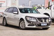 2016 Holden Commodore VF II Evoke Heron White 6 Speed Automatic Sportswagon Glendalough Stirling Area Preview