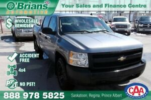 2008 Chevrolet Silverado 1500 WT - Wholesale Unit, No PST!