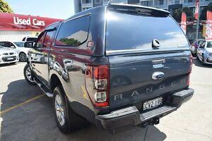 2014 Ford Ranger PX Wildtrak 3.2 (4x4) Grey 6 Speed Automatic Crewcab Homebush Strathfield Area Preview