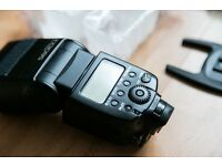 Canon 580EX II Speedlite - Great condition - Great price