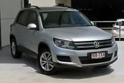 2014 Volkswagen Tiguan 5N MY14 118TSI DSG 2WD Silver 6 Speed Sports Automatic Dual Clutch Wagon Robina Gold Coast South Preview
