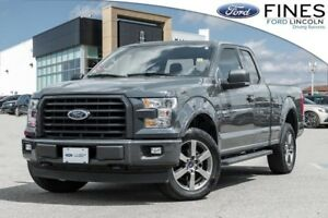 2017 Ford F-150 XLT - SOLD!