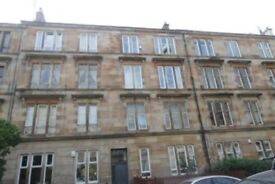 3 Bedroom top floor furnished optional flat to rent on Roslea Drive, Dennistoun, Glasgow East End