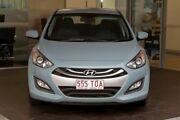 2013 Hyundai i30 GD MY14 Elite Blue 6 Speed Sports Automatic Hatchback Tweed Heads South Tweed Heads Area Preview
