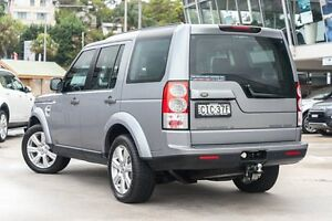 2013 Land Rover Discovery 4 Series 4 L319 MY13 SDV6 HSE Grey 8 Speed Sports Automatic Wagon Brookvale Manly Area Preview