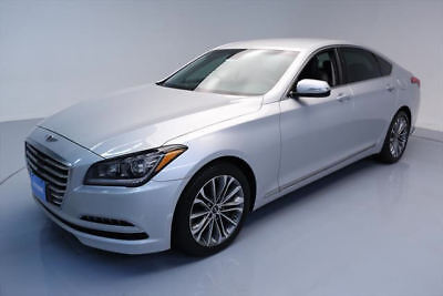2015 Hyundai Genesis : 2015 HYUNDAI GENESIS 3.8L HTD LEATHER NAV REAR CAM 37K #048918 Texas Direct Auto