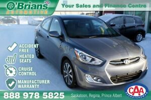 2016 Hyundai Accent SE - Accident Free! w/Mfg Warranty