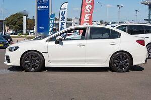 2014 Subaru WRX V1 MY15 Premium AWD White 6 Speed Manual Sedan Brookvale Manly Area Preview