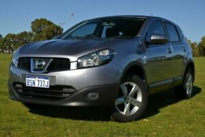 2012 Nissan Dualis J10 Series 3 ST (4x2) Silver 6 Speed Manual Wagon Rockingham Rockingham Area Preview