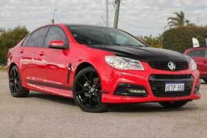 2015 Holden Commodore VF MY15 SV6 Lightning Red 6 Speed Sports Automatic Sedan Maddington Gosnells Area Preview