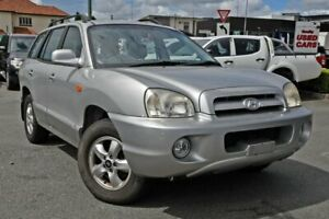 2005 Hyundai Santa Fe SM MY05 Silver 4 Speed Sports Automatic Wagon Nundah Brisbane North East Preview