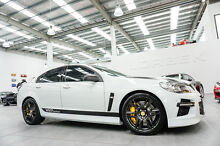 2014 Holden Special Vehicles GTS GEN F Walkinshaw W507 LSA Heron White 6 Speed Manual Sedan Port Melbourne Port Phillip Preview
