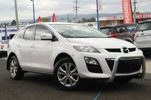 2009 Mazda CX-7 ER1032 Classic Activematic Sports White 6 Speed Sports Automatic Wagon Moorooka Brisbane South West Preview