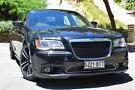2013 Chrysler 300 LX MY13 SRT-8 Core Black 5 Speed Sports Automatic Sedan St Marys Mitcham Area image 2