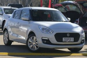 2019 Suzuki Swift AZ GL Navigator White 5 Speed Manual Hatchback East Toowoomba Toowoomba City Preview