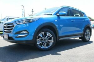 2017 Hyundai Tucson TL MY18 Active X 2WD Blue 6 Speed Sports Automatic Wagon Earlville Cairns City Preview
