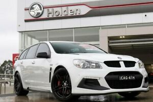 2017 Holden Special Vehicles ClubSport Gen-F2 MY17 R8 Tourer LSA White 6 Speed Sports Automatic Liverpool Liverpool Area Preview