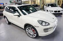 2010 Porsche Cayenne MY10 White 6 Speed Tiptronic Wagon Port Melbourne Port Phillip Preview