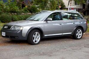 Audi all road 2003