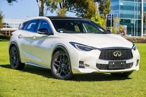 2019 Infiniti Q30 H15 Sport D-CT White 7 Speed Sports Automatic Dual Clutch Wagon Burswood Victoria Park Area Preview