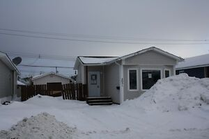 New Listing! 2 Bedroom, 1 Bath Mini Home.. 3031 Walsh River Road