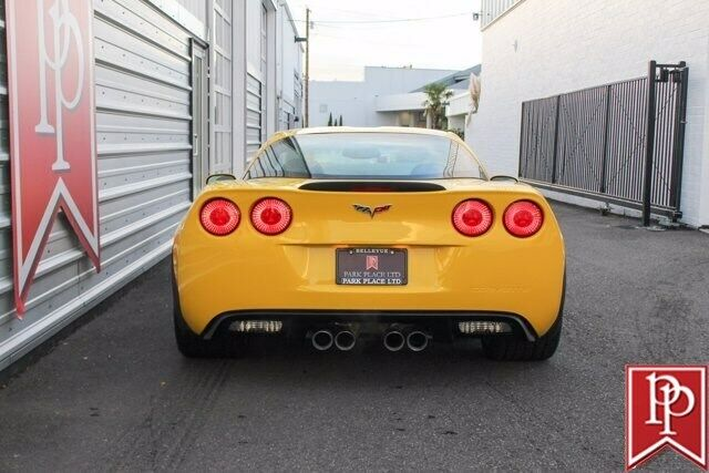 2006 Yellow Chevrolet Corvette Z06  | C6 Corvette Photo 8